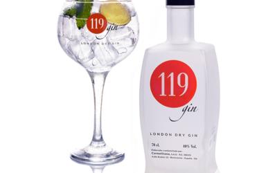 119 Gin , la ginebra española más laureada, es castellonense