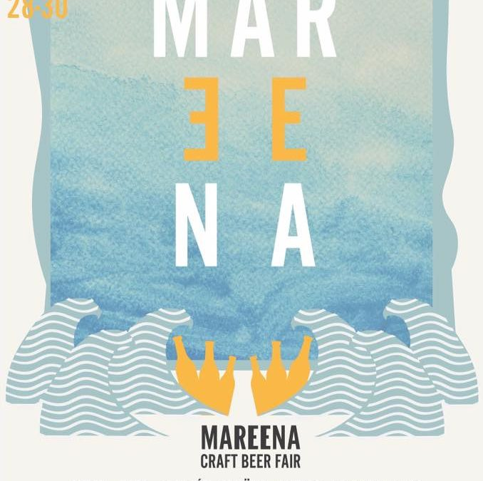 The Mareena Craft Beer Fair for the first time in Carmelitano