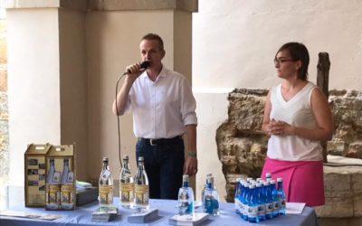 Presentación de 71 Vodka Premium en Benassal