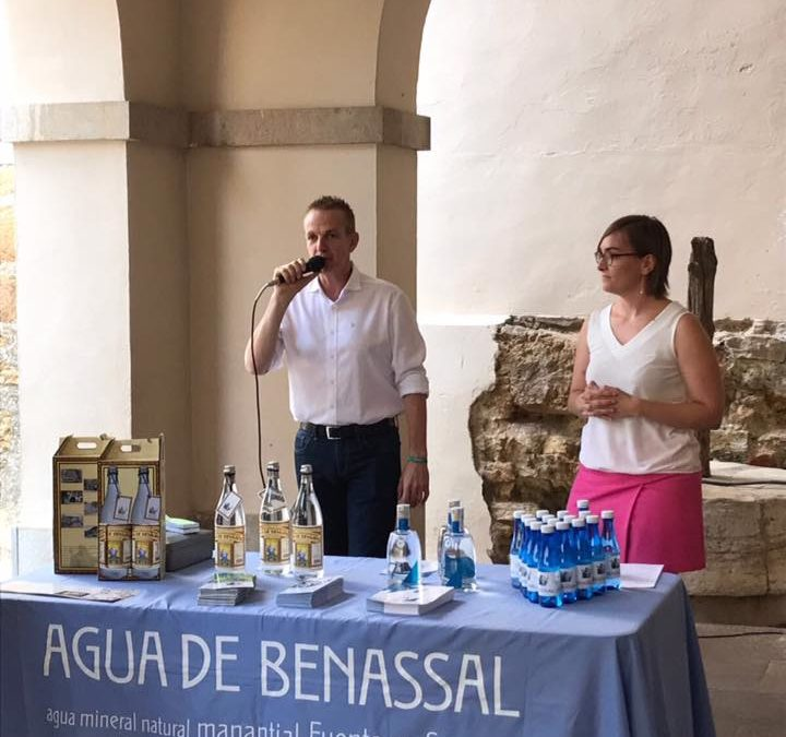 71 Vodka, our first vodka Premium, was launched in Benassal