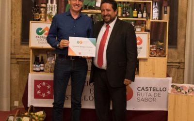 Carmelitano ya tiene la concesión de la marca Castellón Ruta de Sabor