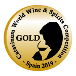 Catavinum World Wine & Spirits Competition. Gold